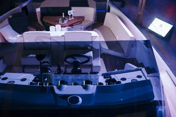 Outdoorküche Möbel Yacht : Gianetti yacht gianetti sport gebrauchte motorboot zum verkauf